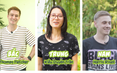 Useful Phrases & Expressions in Vietnamese Northern, Central and Southern Dialect