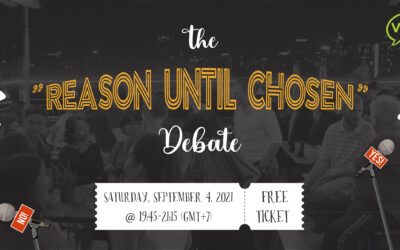 Online Event: Reason Until Chosen Debate